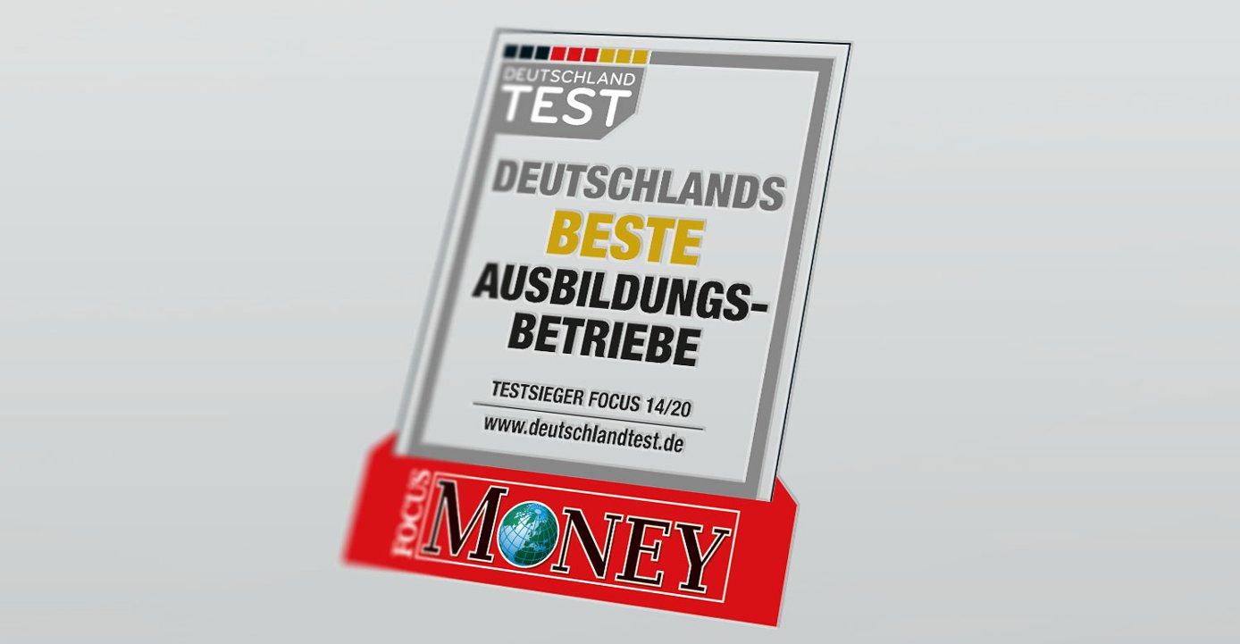 EAM unter Deutschlands besten Ausbildungsbetrieben 2020