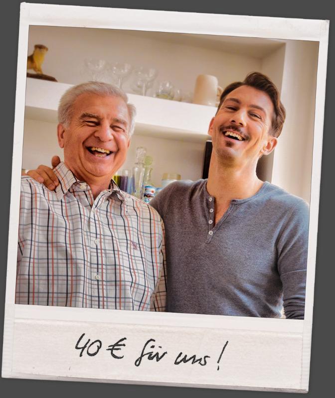 Polaroid Freundschaftswerbung 40 Euro