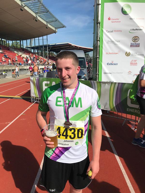 EAM Campus Sport EAM Marathon