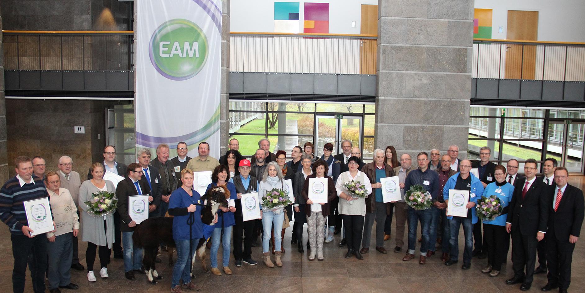 Preisträger EAM Stiftung