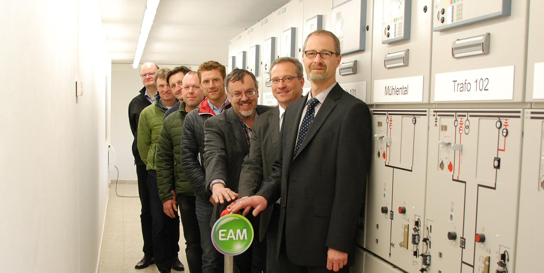 Modernisierung des Umspannwerks Rechtenbach abgeschlossen