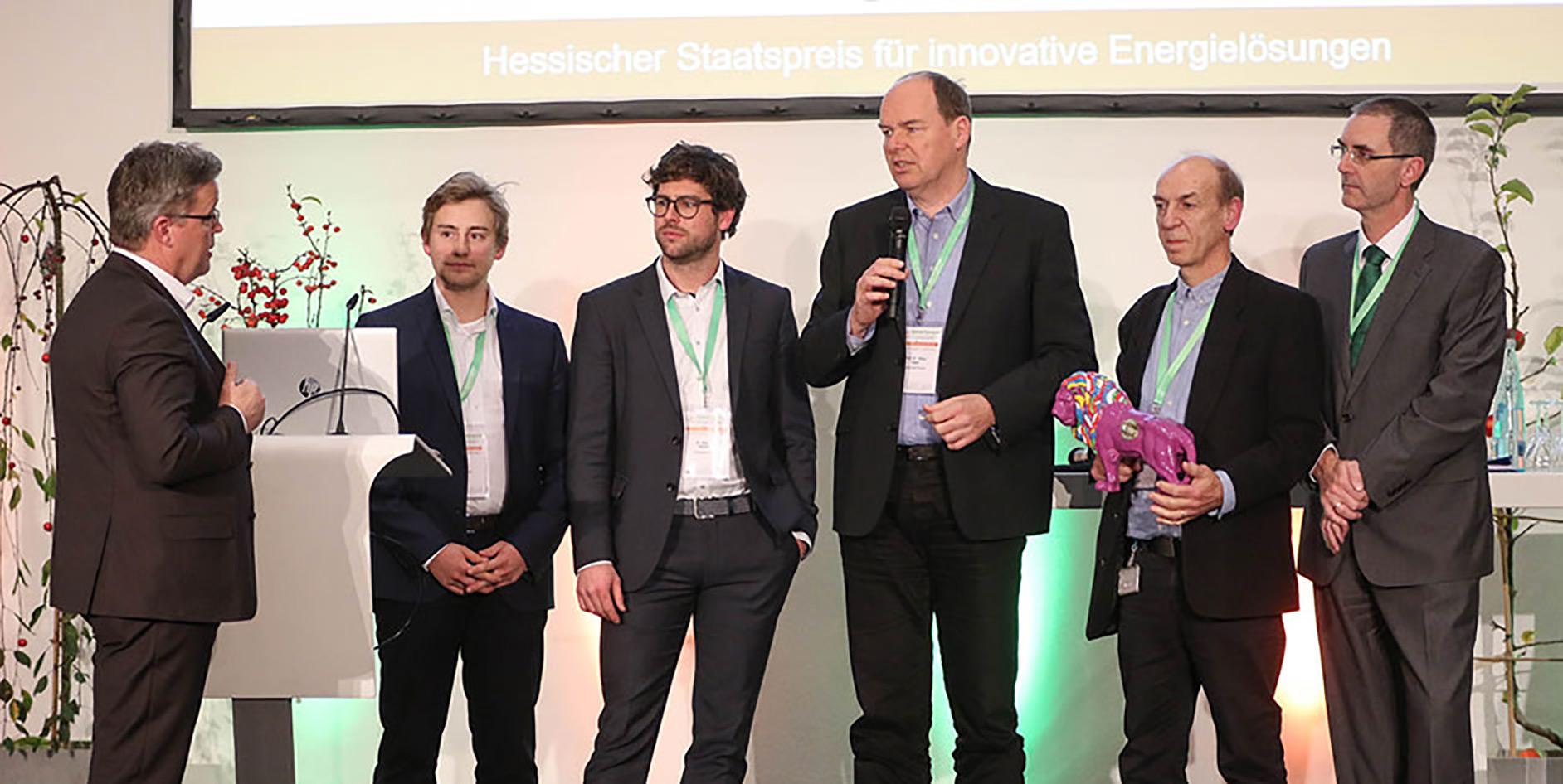 "Kasseler Kooperation ""E3"" gewinnt Hessischen Staatspreis"