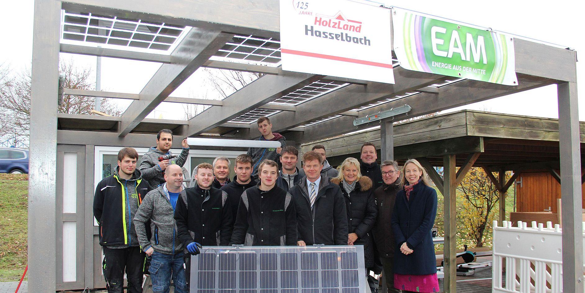 EAM Solarcarport