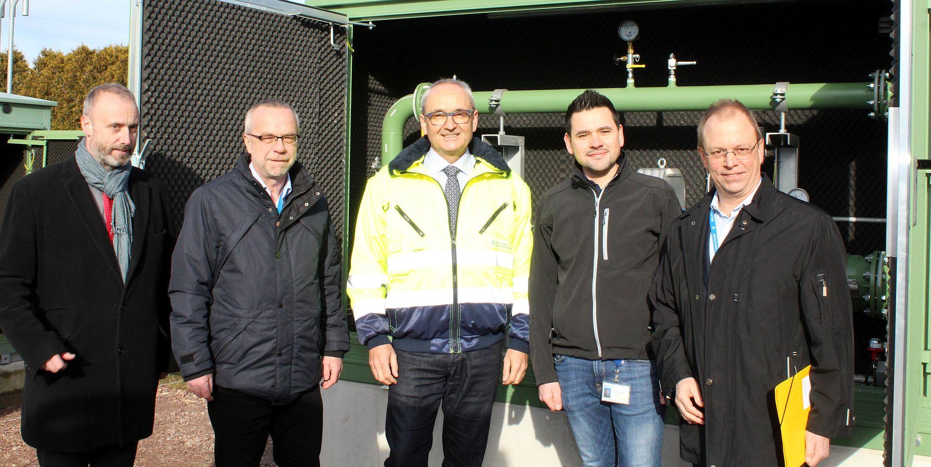 Der Automobilzulieferer Hirschvogel Eisenach GmbH mit Sitz in Gerstungen-Marksuhl in Thüringen hat einen Abschnitt des Erdgasnetzes von der EAM-Tochter EnergieNetz Mitte übernommen.