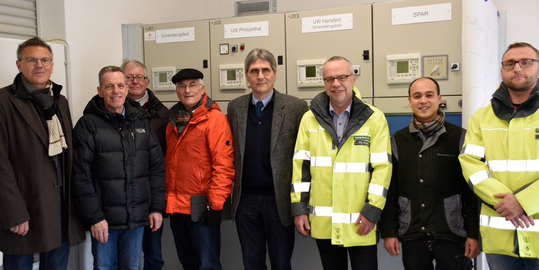 Die EAM erneuert die Schaltstation Friedewald