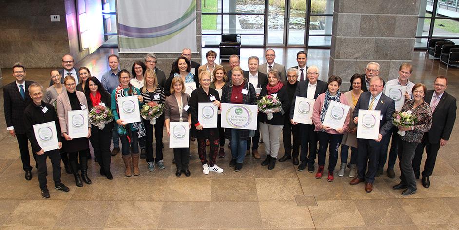 Die EAM-Stiftung hat 55.000 Euro für gemeinnützige Projekte vergeben.