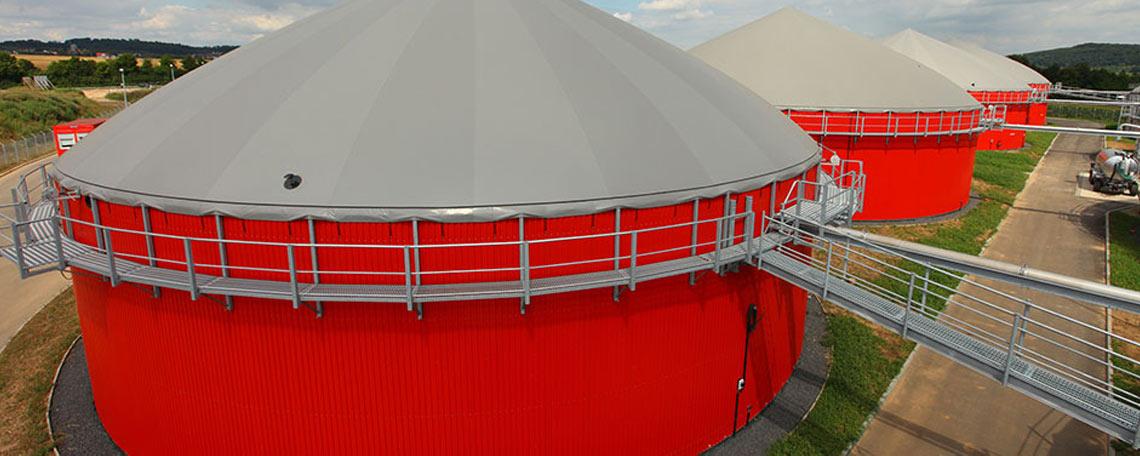 EAM Biogasanlage Altenstadt