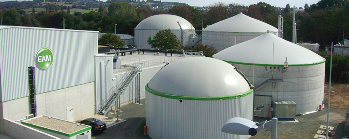 EAM Biomassezentrum II Stausebach