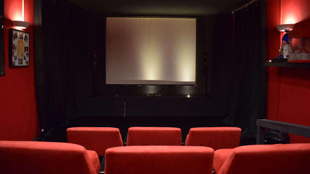 EAM Campus Wohnen und Leben Kino