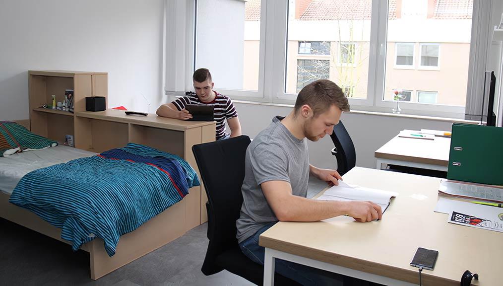 EAM Campus - Unsere Wohnhäuser