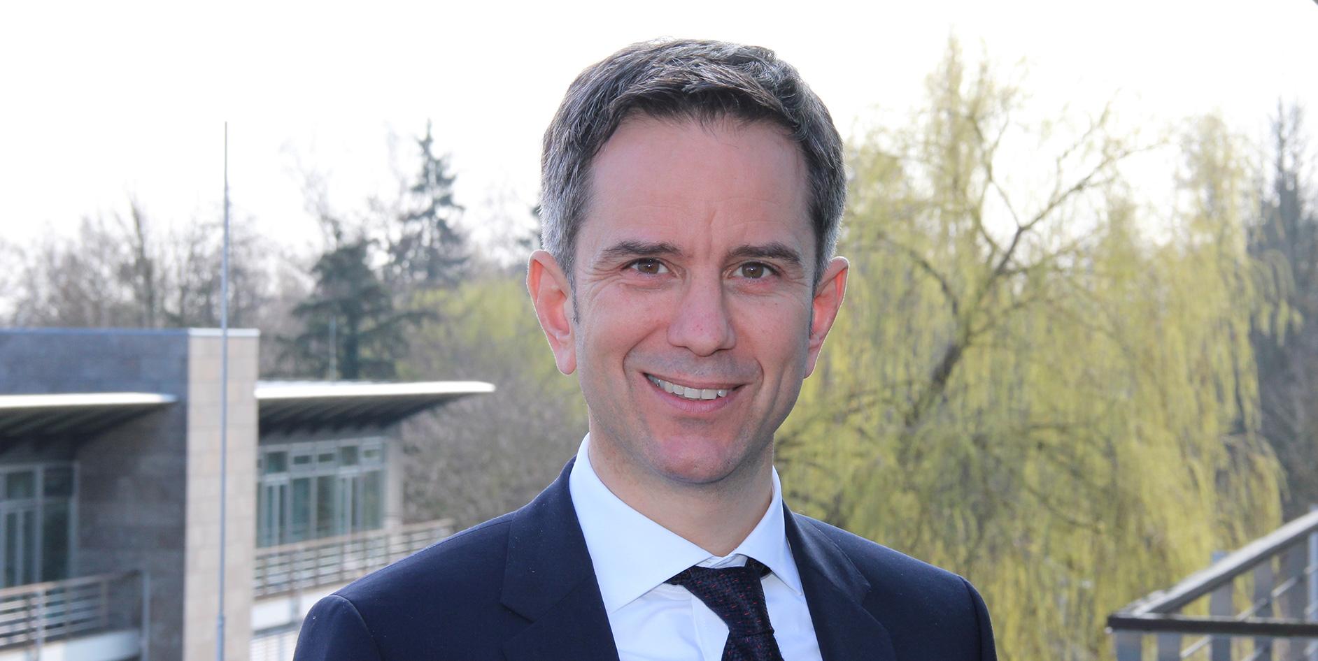 Hans-Hinrich Schriever ist ab 1. Juli 2020 zum Geschäftsführer der EAM bestellt worden.