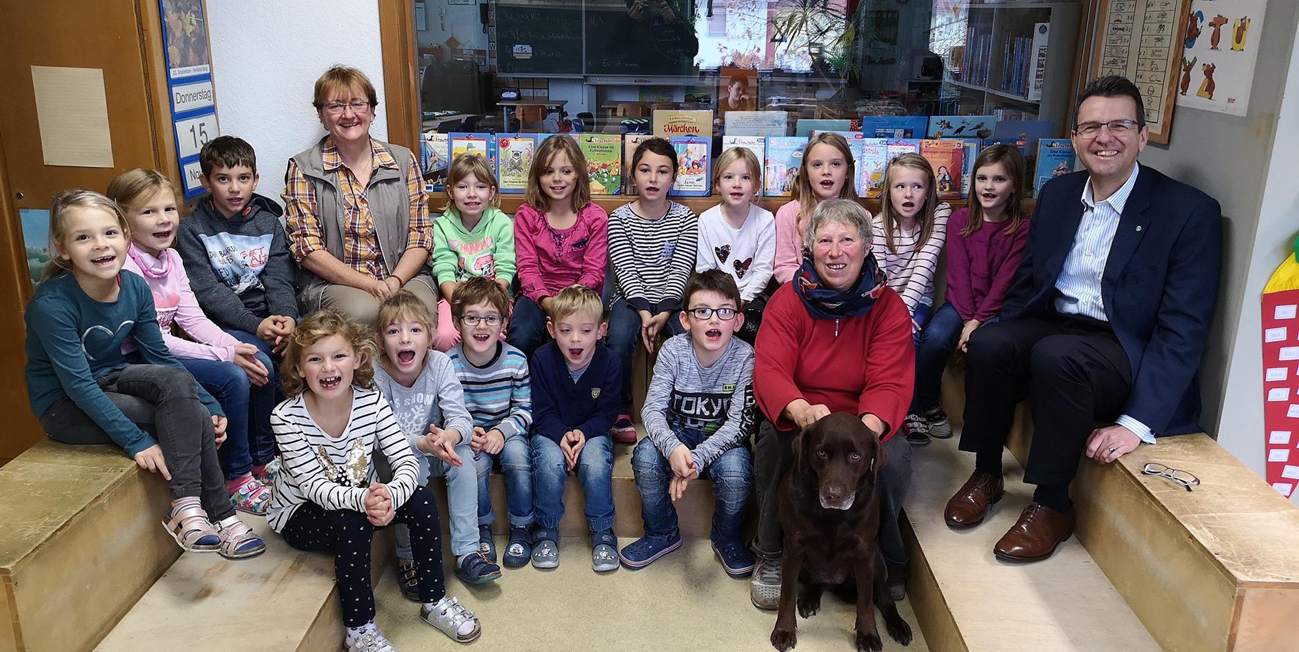 EAM unterstützt Schulen in der Region, Georg von Meibom