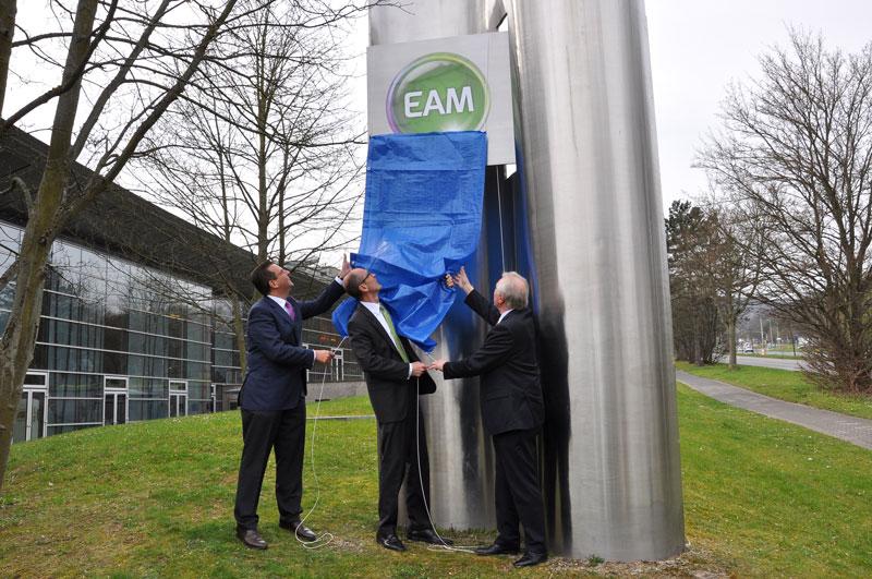90 Jahre EAM Hauptverwaltung 2014