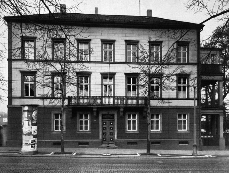 90 Jahre EAM Hauptverwaltung