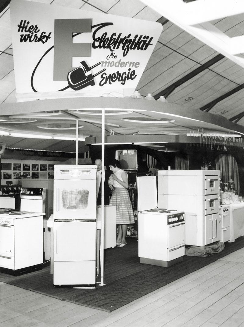 90 Jahre EAM Küchenausstellung