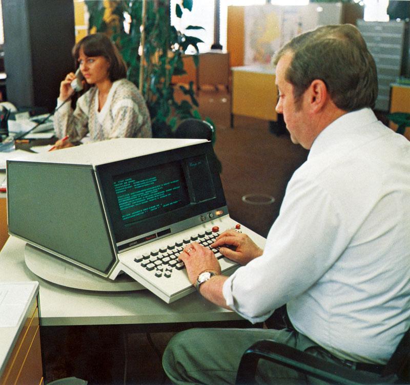 90 Jahre EAM Einführung des Computers bei der EAM