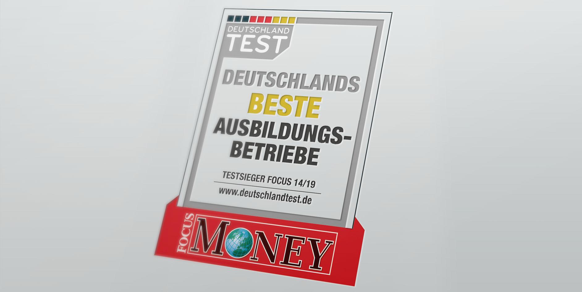 Die EAM zählt zu Deutschlands besten Ausbildungsbetrieben 2019.