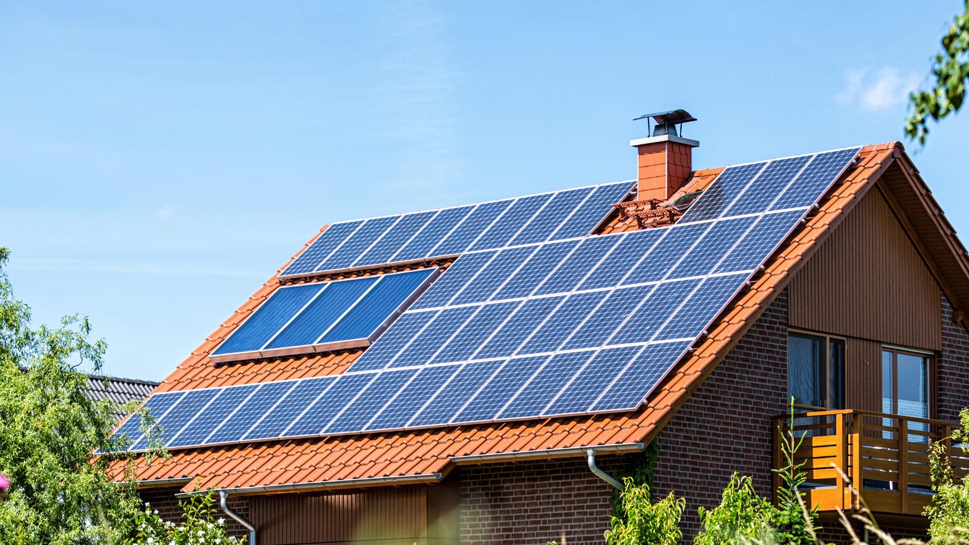 EAM Dach Solar