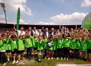 HNA-EAM-Cup, eine Kinderfußballveranstaltung