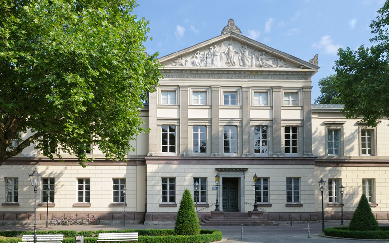 EAM Referenz Fernwärme Klinikum der Georg-August-Universität Göttingen