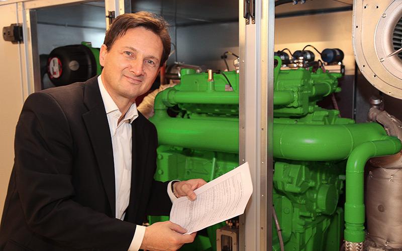 EAM Matthias Färber Referenzen im Bereich Wärme